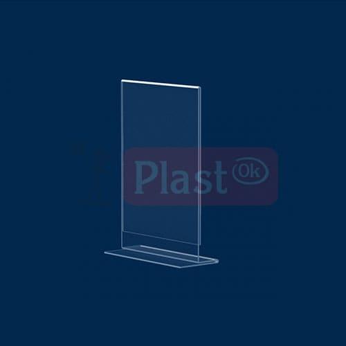 Холдер притискний вертикальний А5 формату
