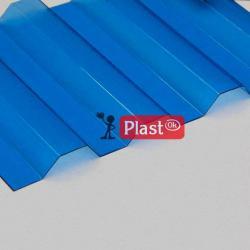 Профільований полікарбонат  Borrex (6м х 1.05м) синій