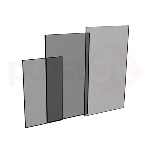 Лист бронзового монолітного полікарбонату 2.05х3.05м (Bauglas), 5мм