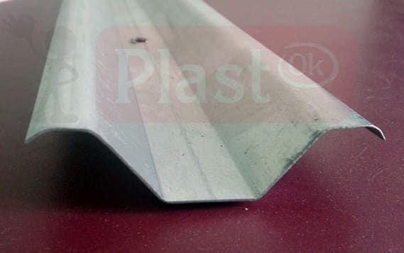 Каркас теплиці під полікарбонат з омега профілю 3х4х2м