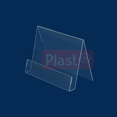 Підставка під планшет Л-образна з цінником