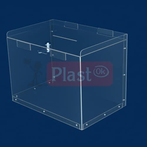 Ящик для проведення акцій 13,2л 310х208х232